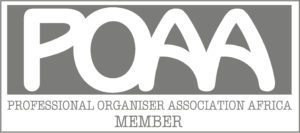 POAA logo-Member about organising
